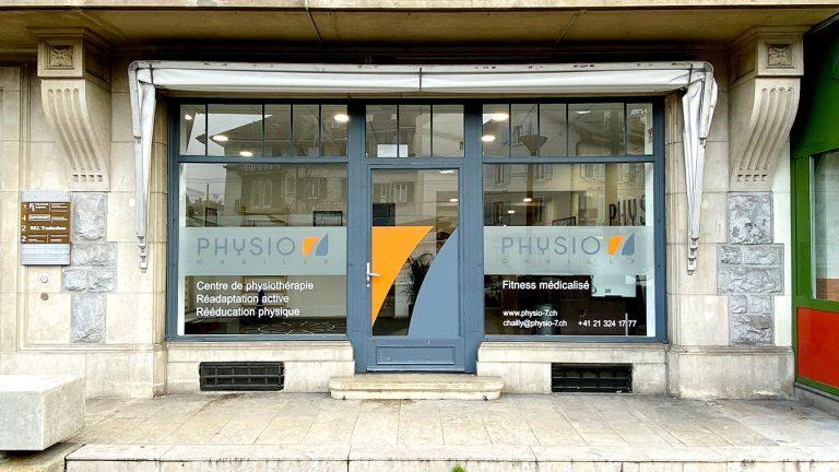 pps creation graphiste graphisme Lausanne publicite autocollant impression